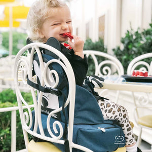 Disney Multi-Functional 2 in 1 Diaper Bag & Portable High Chair - Exceptional_Gear