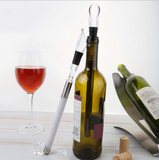 Subzero™ Stainless Steel Wine Cooler Aerator - Exceptional_Gear