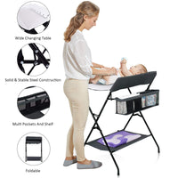 Foldable Diaper Changing Station - Exceptional Gear