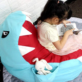 Shark do do children's plush toy eater storage bean bag / lazy sofa - Exceptional_Gear