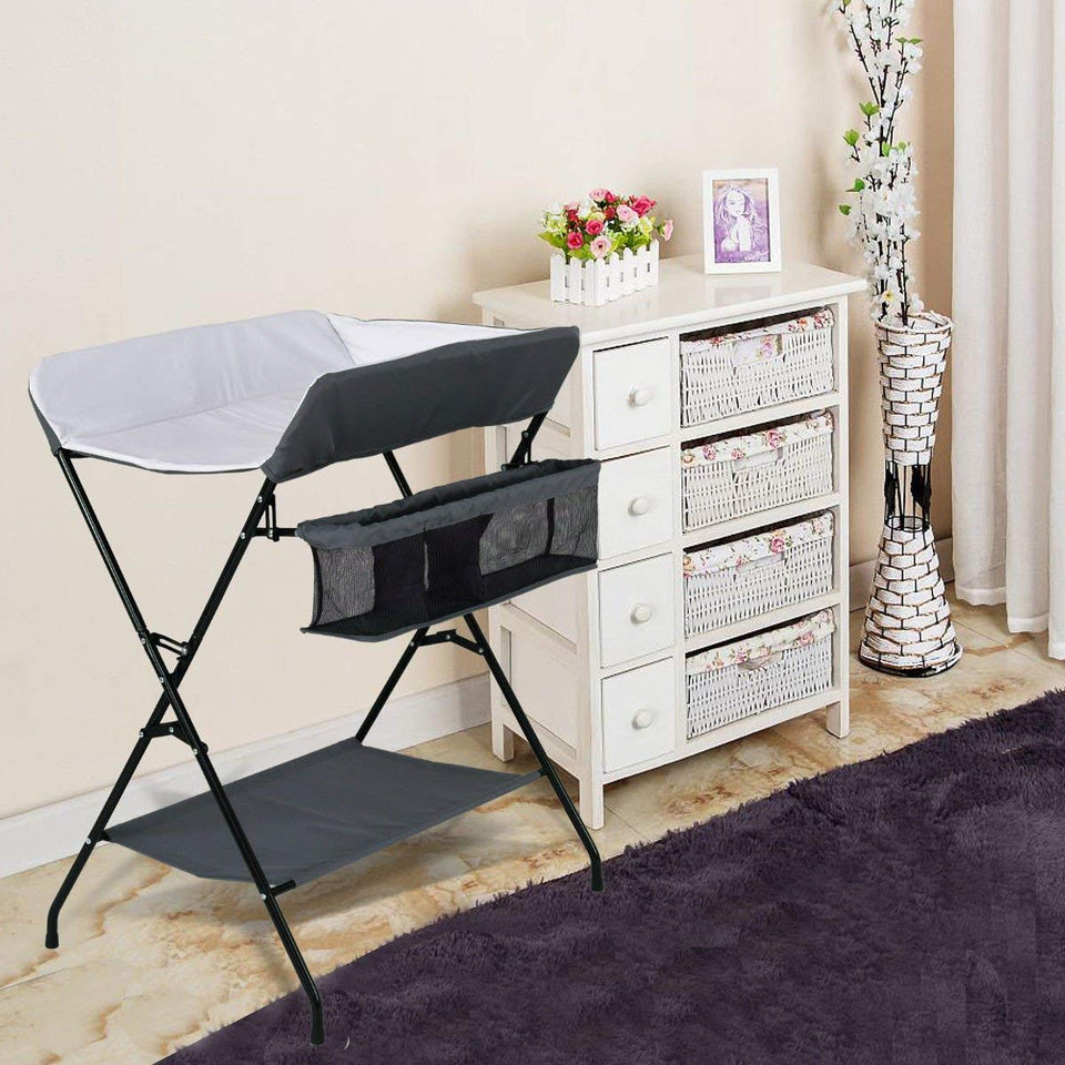 Foldable Diaper Changing Station - Exceptional_Gear