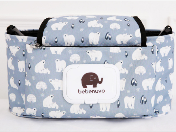Adorable Stroller Organizer Bag - Exceptional_Gear