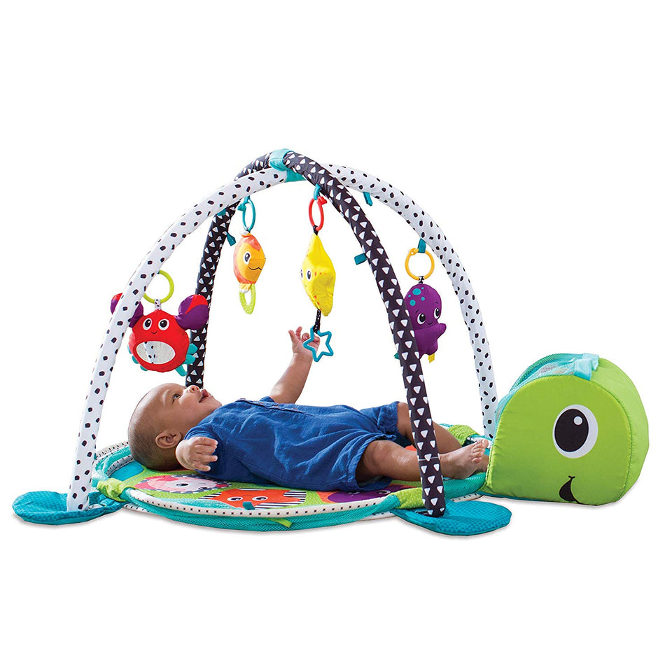 Sprout The 3 in 1 Activity Gym Ball Pit Play Mat - Exceptional_Gear