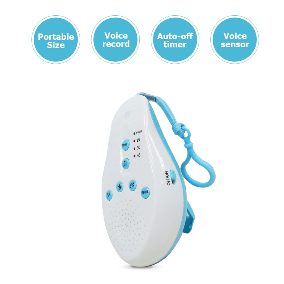 Baby Soothing White Noise Machine - Exceptional_Gear