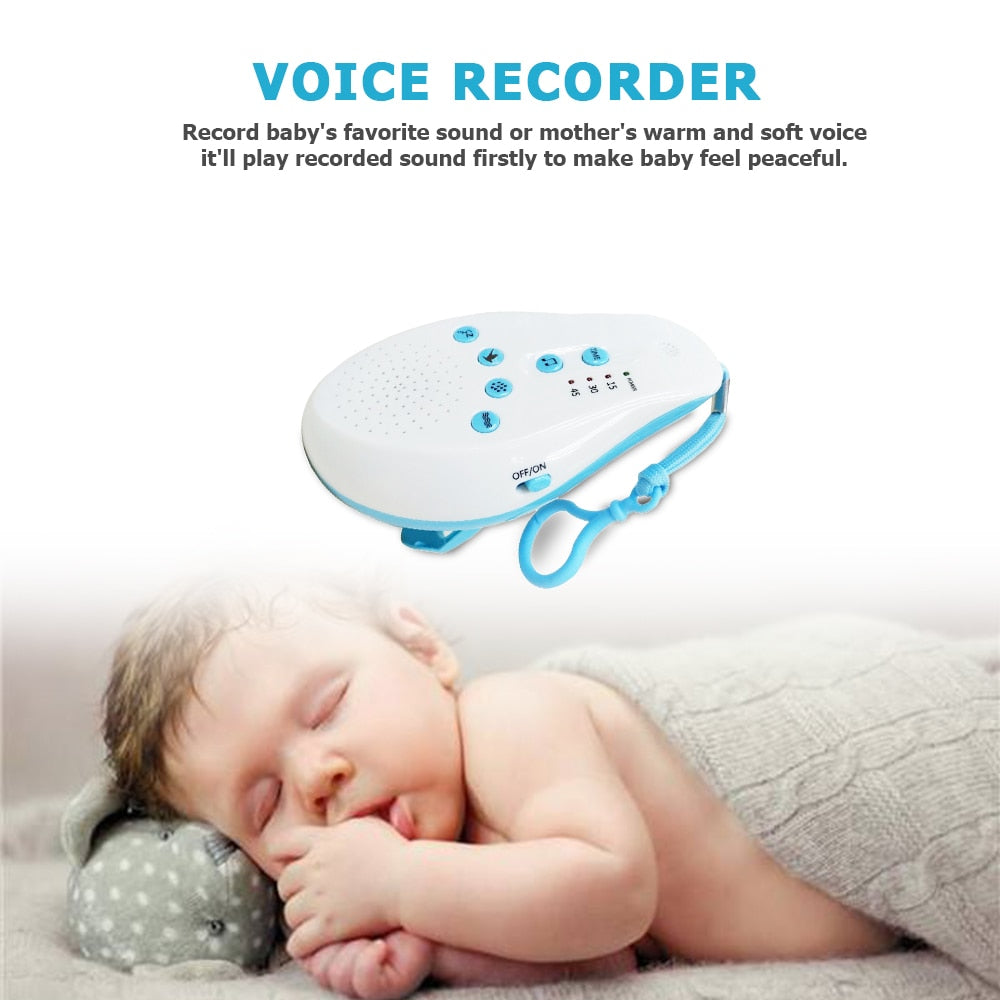 Baby Soothing White Noise Machine Exceptional Gear