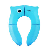 Winkle Owl Portable Foldable Potty Seat Cover - Exceptional_Gear