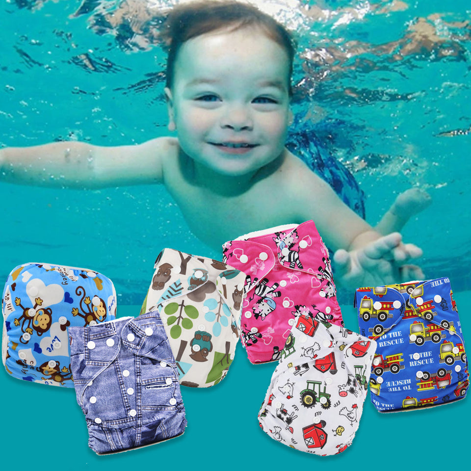 Reusable Adjustable Swimming Diaper - Exceptional Gear