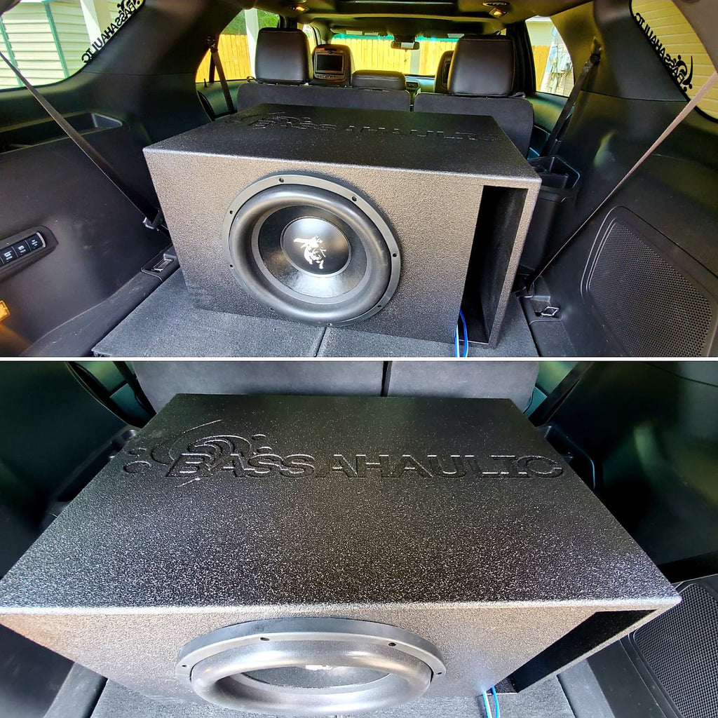"Single 15"" Ported Enclosure"