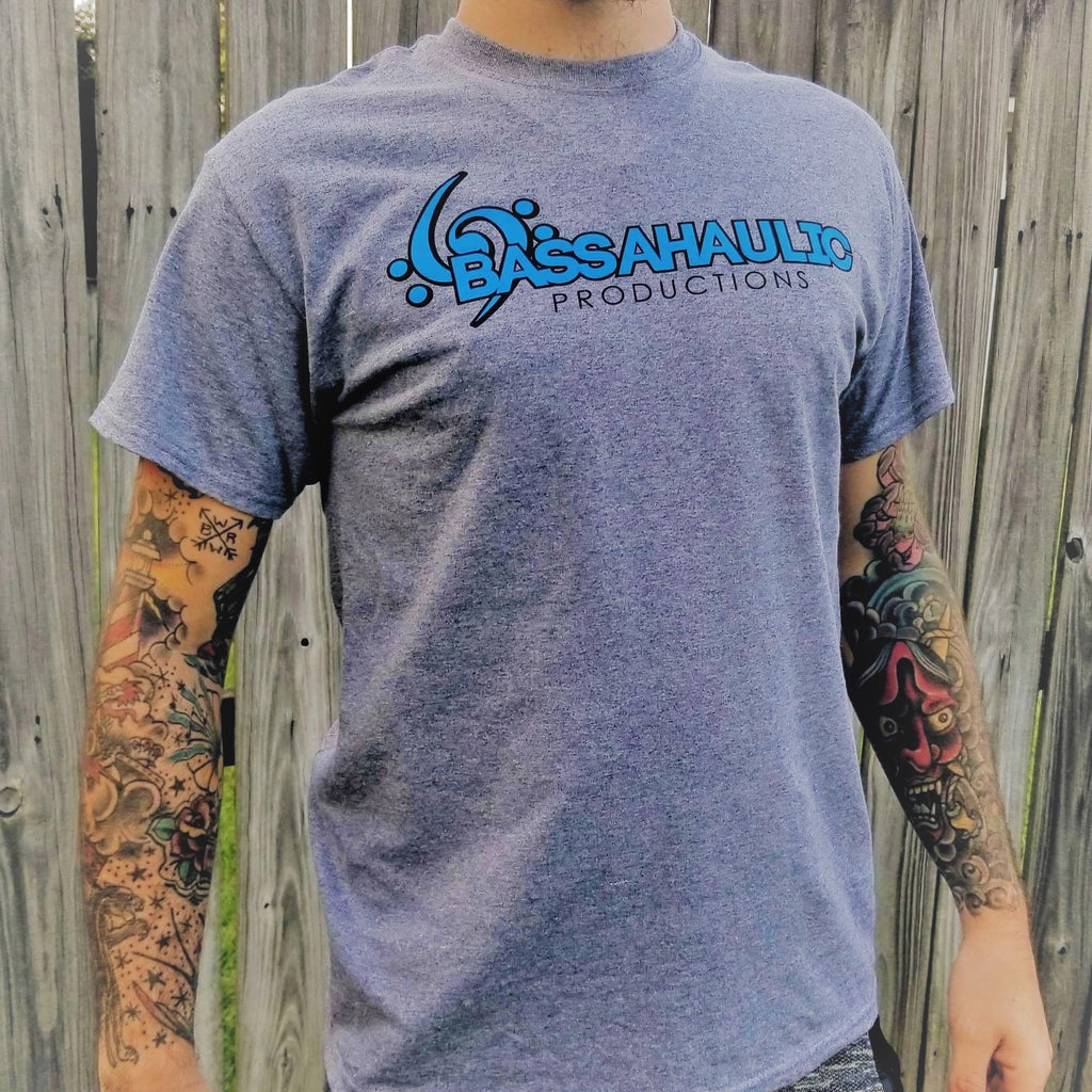 Grey Bassahaulic T-Shirt