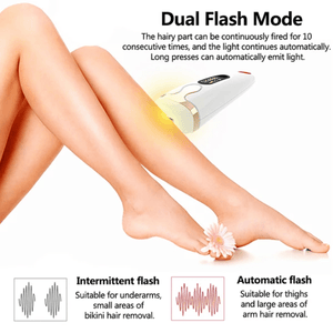 Silk Touch Pro™ IPL Hair Removal Device