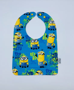 Minions Large Feeding/Dribble Bib