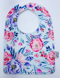 Ashton Large Feeding/Dribble Bib