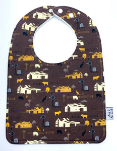 Farm Large Feeding/Dribble Bib