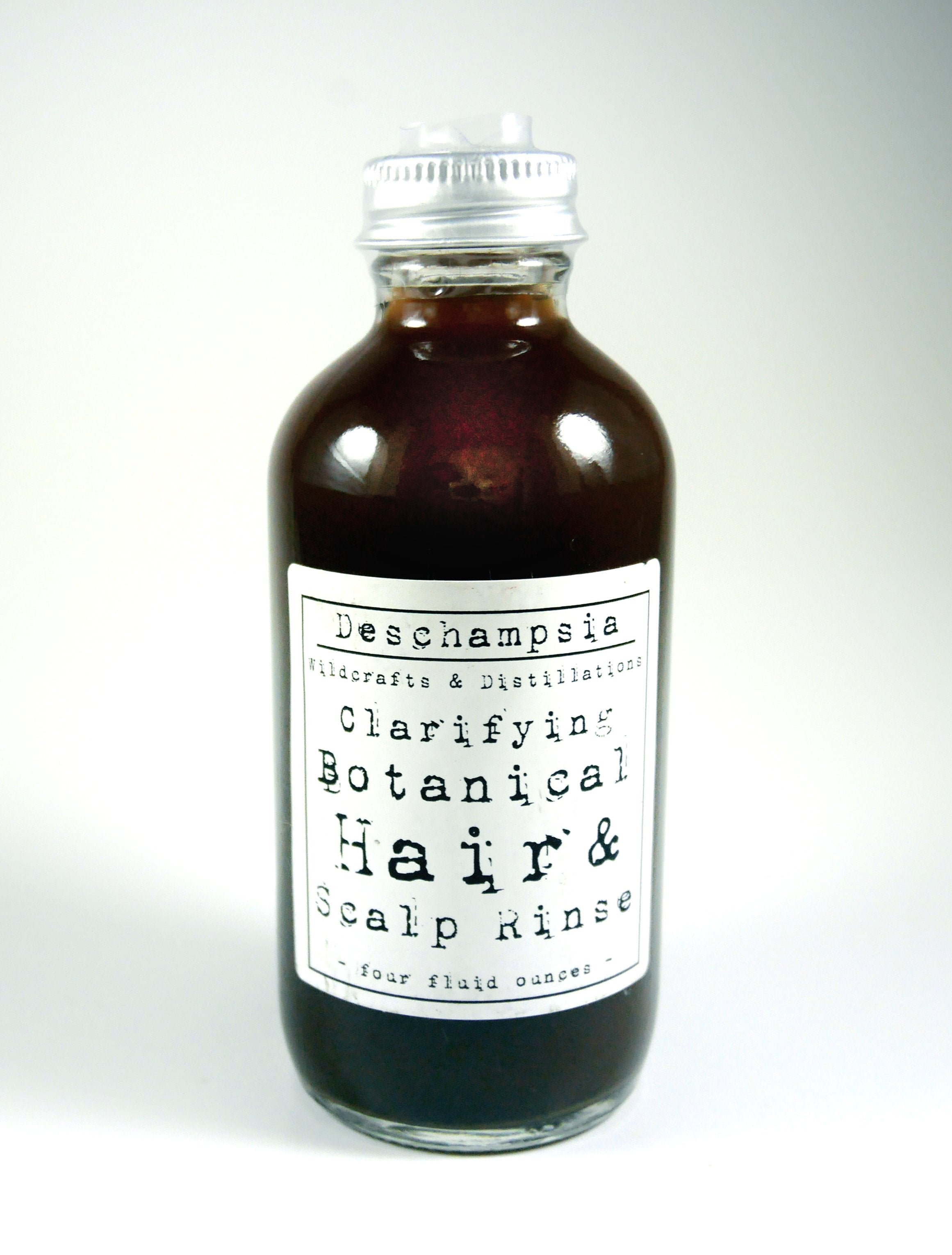 Clarifying Botanical Hair & Scalp Rinse