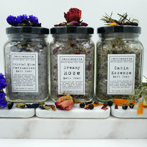 Bath Soak Kit - Deschampsia - Nature Based Self Care