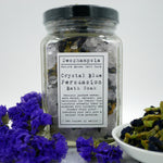 Crystal Blue Persuasion Bath Soak - Deschampsia - Nature Based Self Care