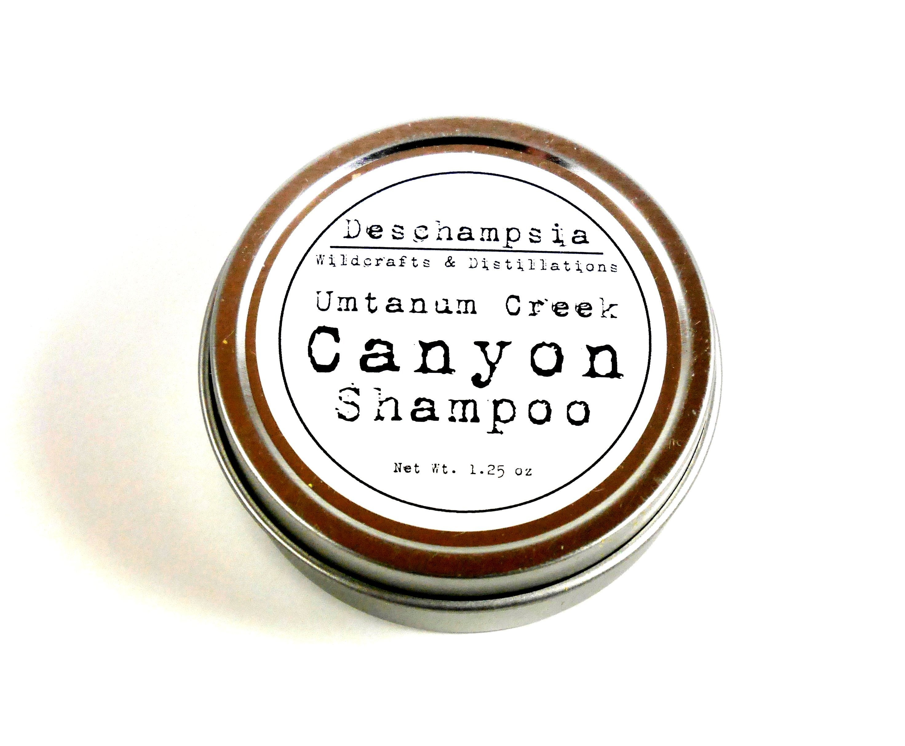 Umtanum Creek Canyon Shampoo