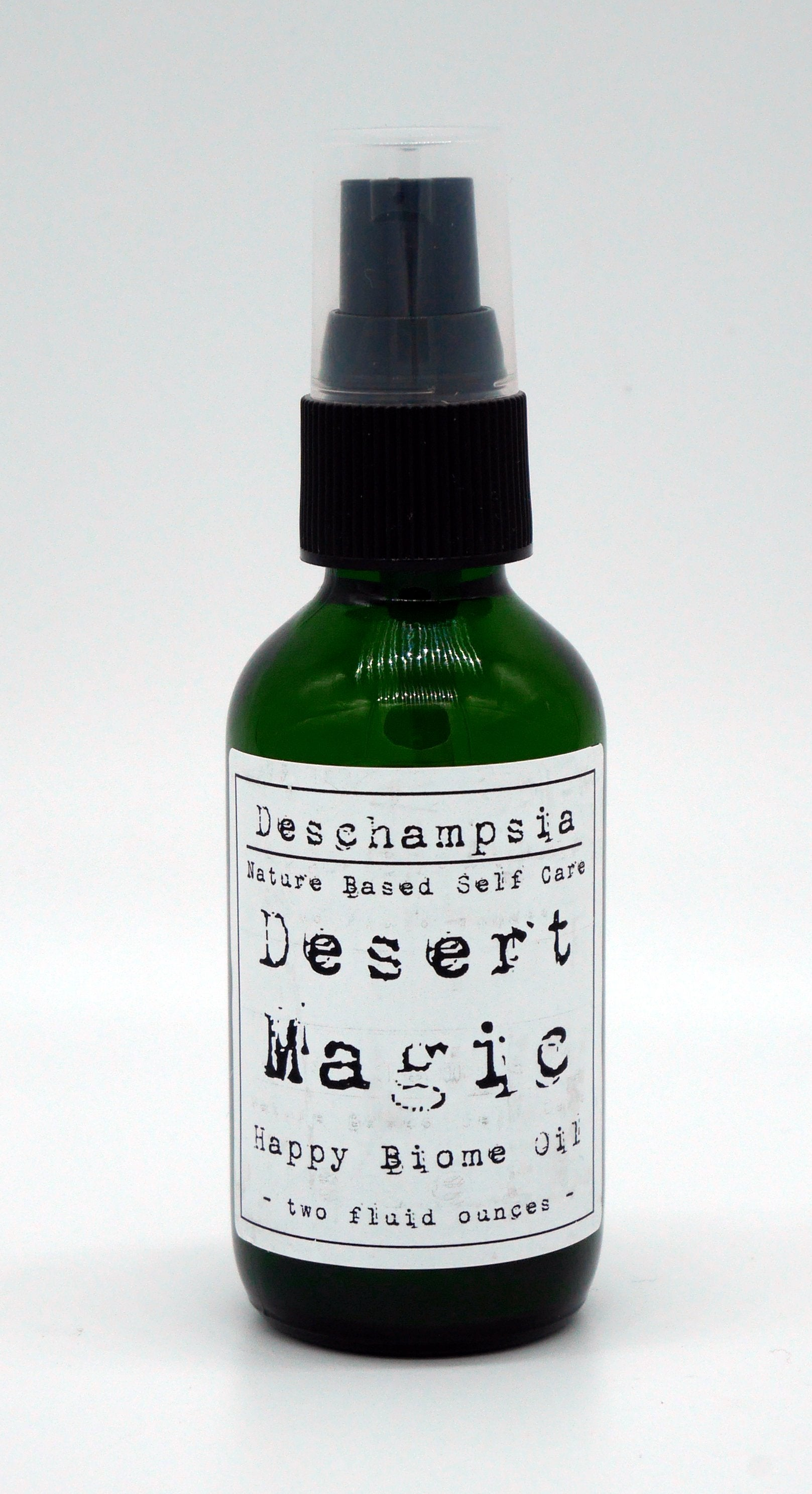 Desert Magic Body Oil - Deschampsia