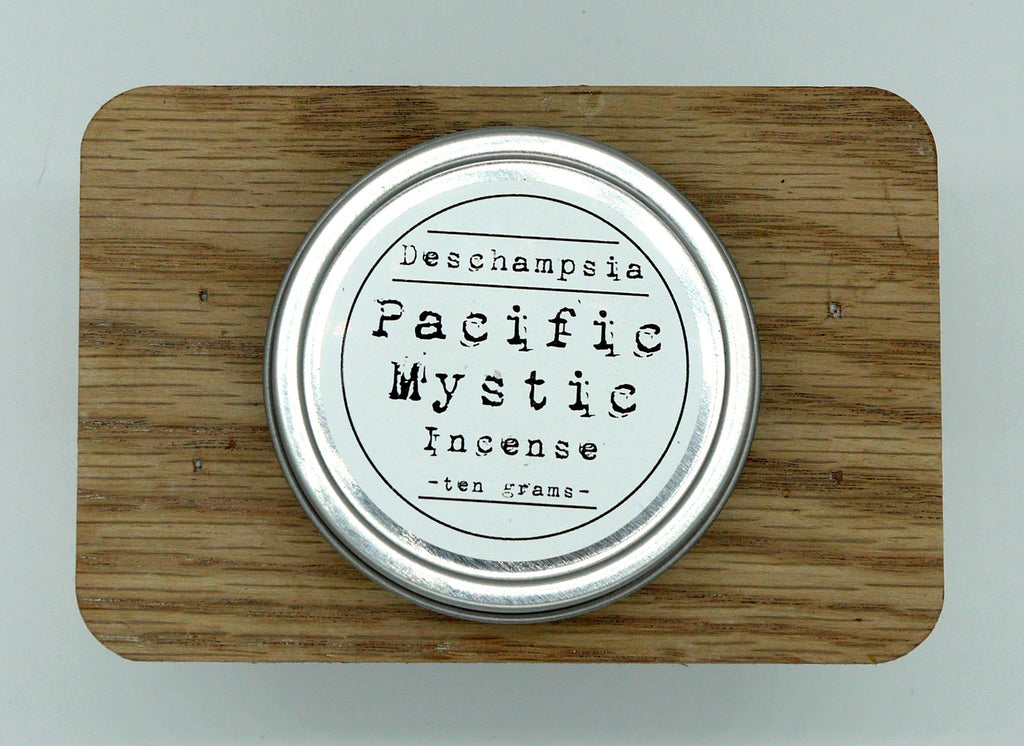 Pacific Mystic Incense - Deschampsia - Nature Based Self Care