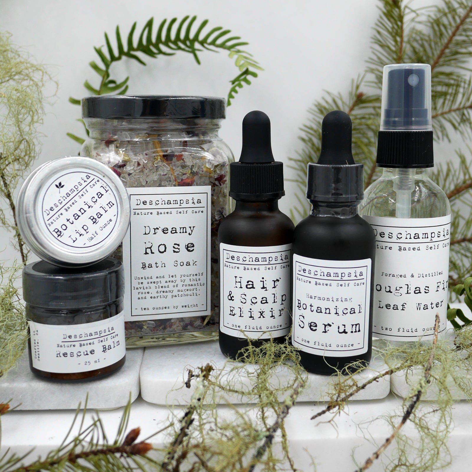 Ultimate Self-Care Kit - Deschampsia - Nature Based Self Care