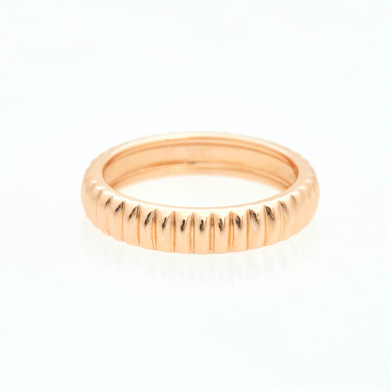 Barre Ring 18K Yellow Gold, Small
