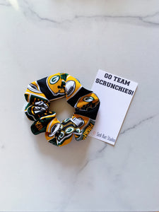 Green Bay Packers Scrunchie