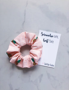 Pineapple and Polka Dot Scrunchie Pack