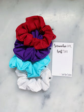 Load image into Gallery viewer, Birthday Birthstones Scrunchie