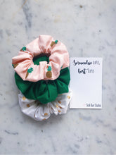Load image into Gallery viewer, Pineapple and Polka Dot Scrunchie Pack