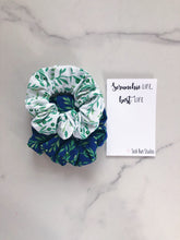 Load image into Gallery viewer, SALE Olive Branch Scrunchie