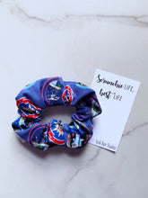 Load image into Gallery viewer, NASA Patches Scrunchie