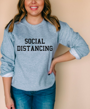 Load image into Gallery viewer, Social Distancing Sweatshirt