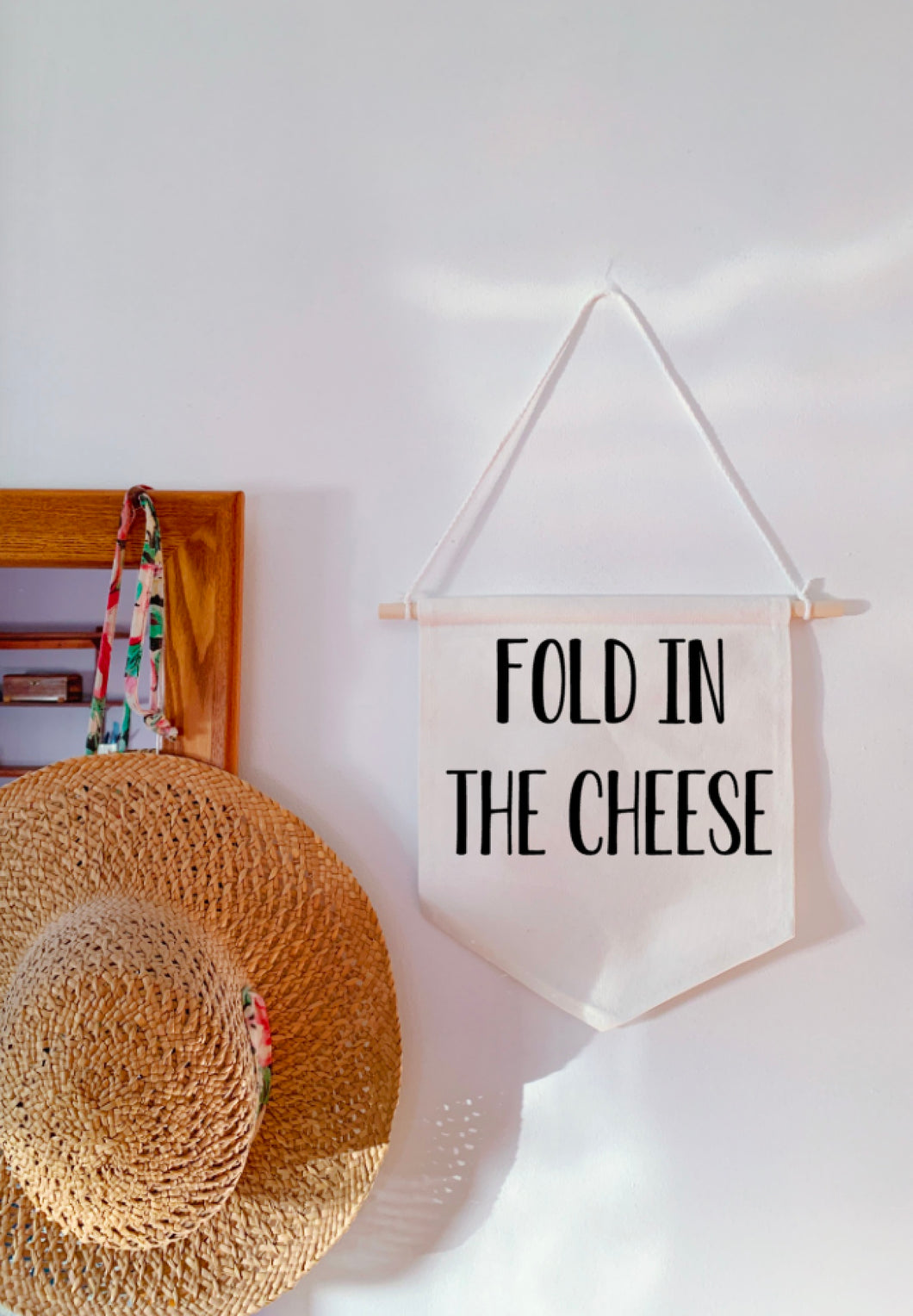Fold In The Cheese Moira Rose Schitt's Creek Banner