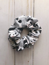 Load image into Gallery viewer, Panda Scrunchie