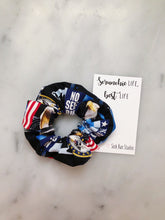 Load image into Gallery viewer, Armed Forces Scrunchie