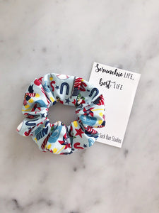 Liberty USA Scrunchie