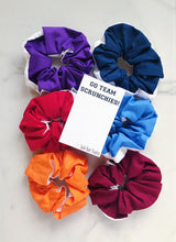 Load image into Gallery viewer, School Pride Color Scrunchie