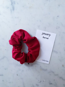 Birthday Birthstones Scrunchie