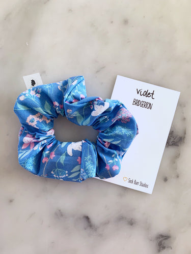 NEW Violet Bridgerton Scrunchie