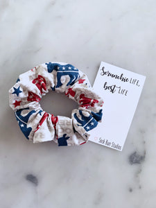 WEEKLY DUO Voting Parties Scrunchie Duo