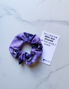 DCOM Descendants Scrunchie