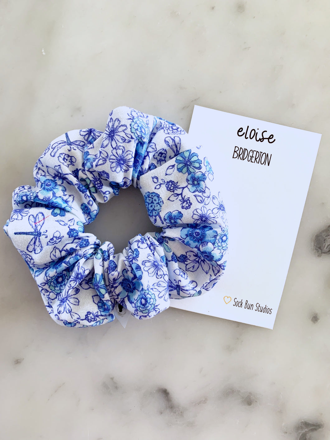 NEW Eloise Bridgerton Scrunchie