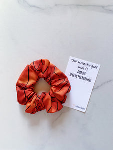 Charity Causes Basketball Mamba Sports Foundation Scrunchie