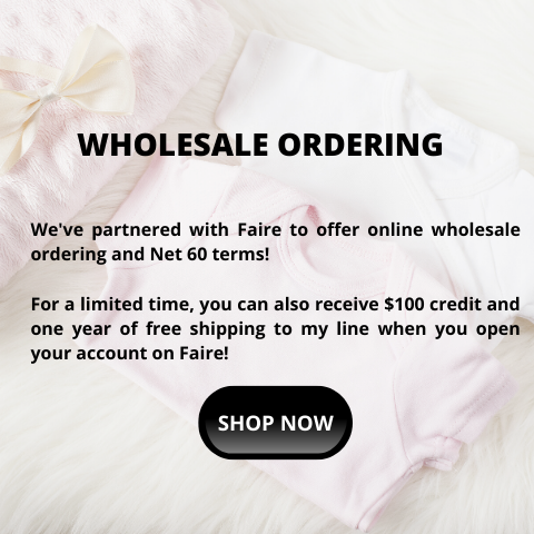 Wholesale baby clothes USA