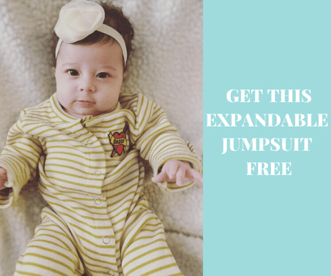 giveaway free unisex baby clothing