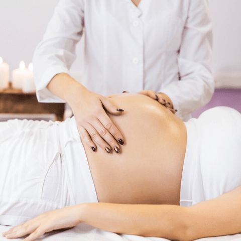 new mom spa package