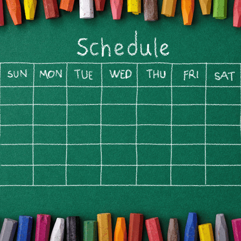 work from home mom schedule with baby or toddler