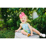 Mermaid Summer Romper - Snug Bub USA