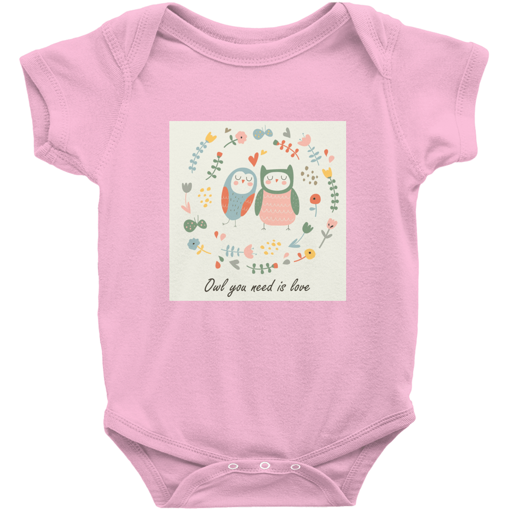 100% Cotton Summer Toddler Girl Onesie