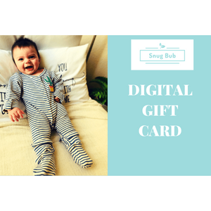 SNUG BUB USA GIFT CARDS